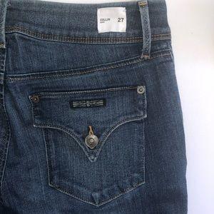NWT Hudson Jeans Collin flap skinny jean 27